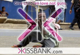 KissBank Kiss Out